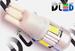 Светодиодная автолампа W5W T10 - 4 SMD5630 + СREE + Линза 3Вт (Белый)
