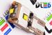 Светодиодная автолампа W5W T10 - 3 CREE + Обманка 9Вт (Белый)