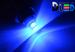 Светодиодная автолампа W5W T10 - 1 DIP Цилиндр 0,1Вт (Синяя)