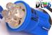 Светодиодная автолампа W5W T10 - 4 DIP 0,2Вт (Синяя)
