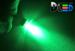 Светодиодная автолампа W5W T10 - 4 DIP 0,2Вт (Зелёная)