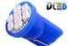 Светодиодная автолампа W5W T10 - 8 SMD1210 0,4Вт (Синяя)