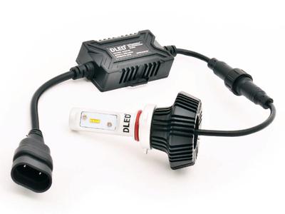 Светодиодная автолампа HB3 9005 - DLED ZES 20Вт