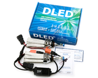 Светодиодная автолампа HB3 9005 - DLED SL6 Standart 20Вт
