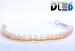 Светодиодная лента для авто - 24 DipLed 240мм 1,92Вт (Жёлтая)