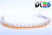 Светодиодная лента для авто - 24 DipLed 240мм 1,92Вт (Белая)