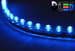 Светодиодная лента для авто - 24 DipLed 240мм 1,92Вт (Синяя)