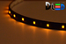 Светодиодная лента для авто - 15 SMD3528 300мм 0,9Вт (Жёлтая)