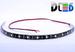 Светодиодная лента для авто - 18 SMD3528 300мм 1,44Вт (Белая)