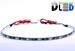 Светодиодная лента для авто - 15 SMD335 300мм 1,05Вт (Белая)
