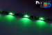 Светодиодная лента для авто - 15 SMD335 300мм 1,05Вт (Зелёная)