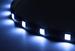Светодиодная лента для авто - 12 SMD5050 300мм 2,88Вт (Белая)