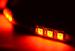 Светодиодная лента для авто - 15 SMD5050 300мм 3,6Вт (Жёлтая)
