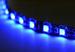 Светодиодная лента для авто - 18 SMD5050 300мм 4,32Вт (Синяя)