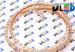Светодиодная лента для авто - 96 DipLed 1000мм 7,68Вт (Зелёная)