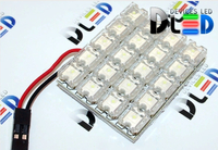 Панель освещения салона - 20 Led Super-Flux 2Вт (Белая)