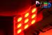 Панель освещения салона - 9 Led SMD5050 2,16Вт (Красная)
