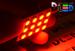 Панель освещения салона - 12 Led SMD5050 2,88Вт (Красная)