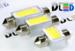 Салонная лампа C10W FEST 41мм - 1 HP 1,5Вт (Белый)