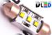 Салонная лампа C5W FEST 36мм - 3 CREE Обманка 9Вт (Белая)