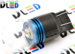 Светодиодная автолампа W21/5W 7443 - 1 CREE XML Колба 5Вт (Белая)
