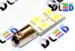 Светодиодная автолампа T4W BA9S - 4 SMD5050 0,96Вт (Белый)