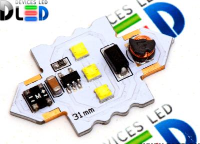 Салонная лампа C5W FEST 31мм - 3 CREE 15Вт (Белая)