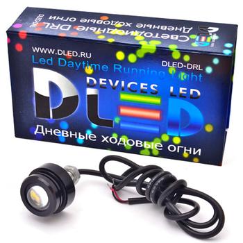 Дневные ходовые огни DRL-4 2x3W
