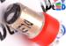 Светодиодная автолампа P21/5W 1157 - 9 Dip-Led 0,45Вт (Красная)