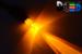 Автомобильная лампа T5 W1,2W - 1 Dip 0,1Вт (Жёлтая)