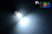 Автомобильная лампа T5 W1,2W - 3 Dip 0,3Вт (Белая)