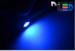 Светодиодная автолампа T4W BA9S - 1 HP 1Вт (Синяя)