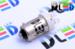 Светодиодная автолампа T4W BA9S - 4 Dip 0,2Вт (Белый)