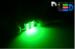 Салонная лампа C5W FEST 31мм - 6 SMD 1,44Вт (Зеленая)