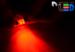 Салонная лампа C5W FEST 31мм - 4 Dip 0,2Вт (Красная)