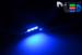 Салонная лампа C5W FEST 36мм - 3 SMD5050 0,72Вт (Синяя)