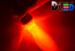 Светодиодная автолампа P21W 1156 - 9 Dip-Led 0,45Вт (Красная)