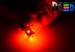 Светодиодная автолампа P21W 1156 - 8 SMD5050 1,92Вт (Красная)