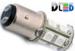 Светодиодная автолампа P21/5W 1157 - 13 SMD5050 3,12Вт (Жёлтая)