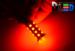 Светодиодная автолампа P21/5W 1157 - 30 SMD5050 7,2Вт(Красная)