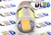 Светодиодная автолампа P21/5W 1157 - 27 SMD5630 10.8Вт (Белая)