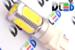 Светодиодная автолампа W27/7W 3157 - 5 HP 7,5Вт (Белая)